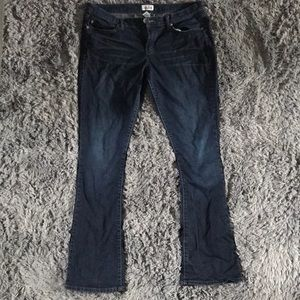 Bootcut Mudd Jeans